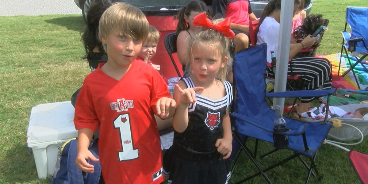 Red Wolves fans excited for the season start