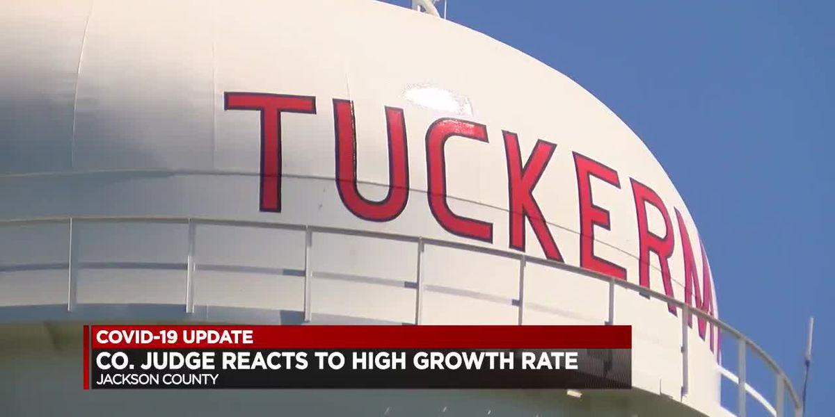 Gov: Jackson Co. has highest growth rate in the Northeast region