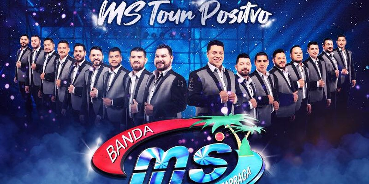 BANDA MS llevará 'MS Tour Positivo' a FedEx Forum