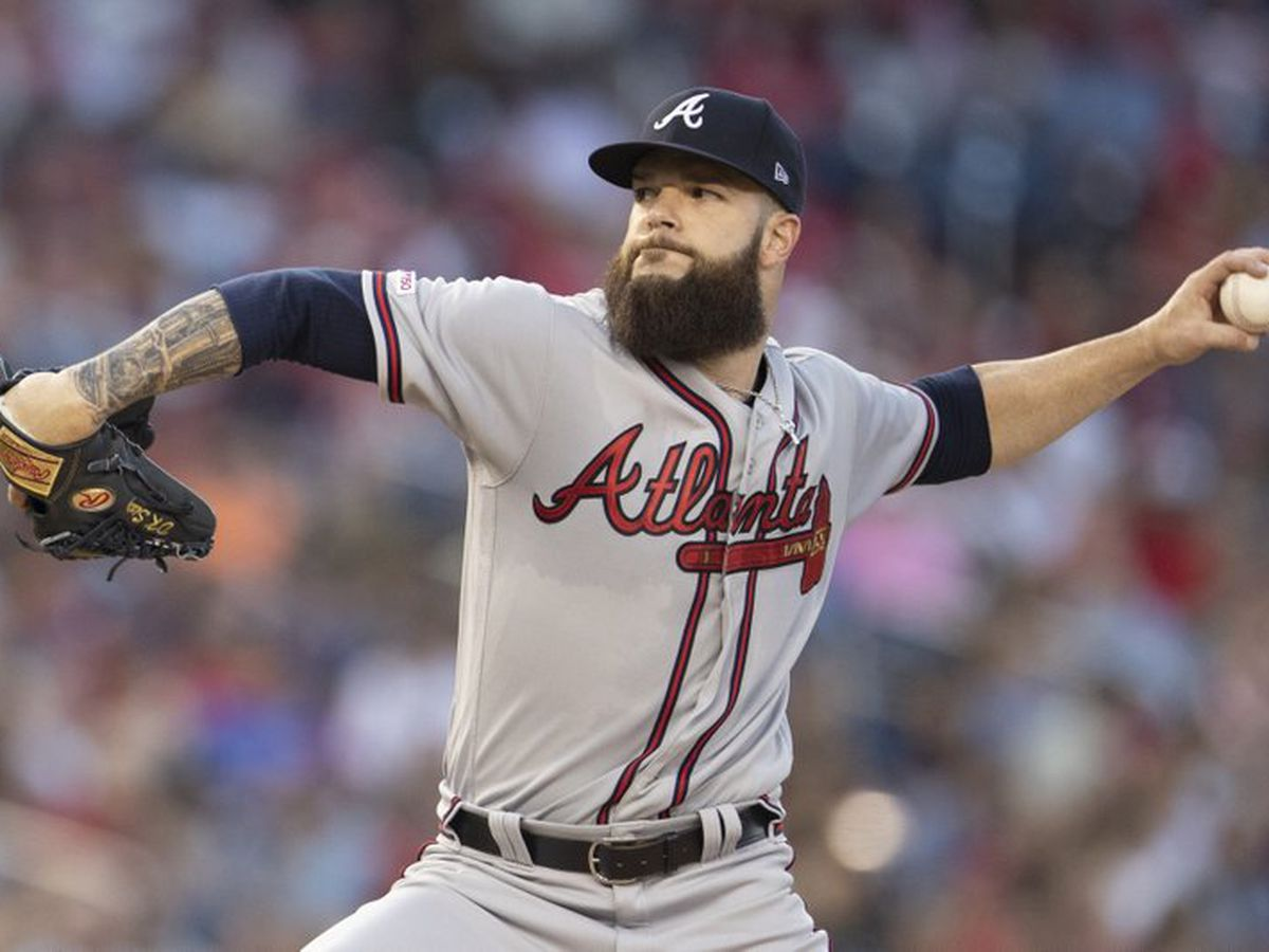 Keuchel labors through Atlanta debut, Nats nip Braves 4-3