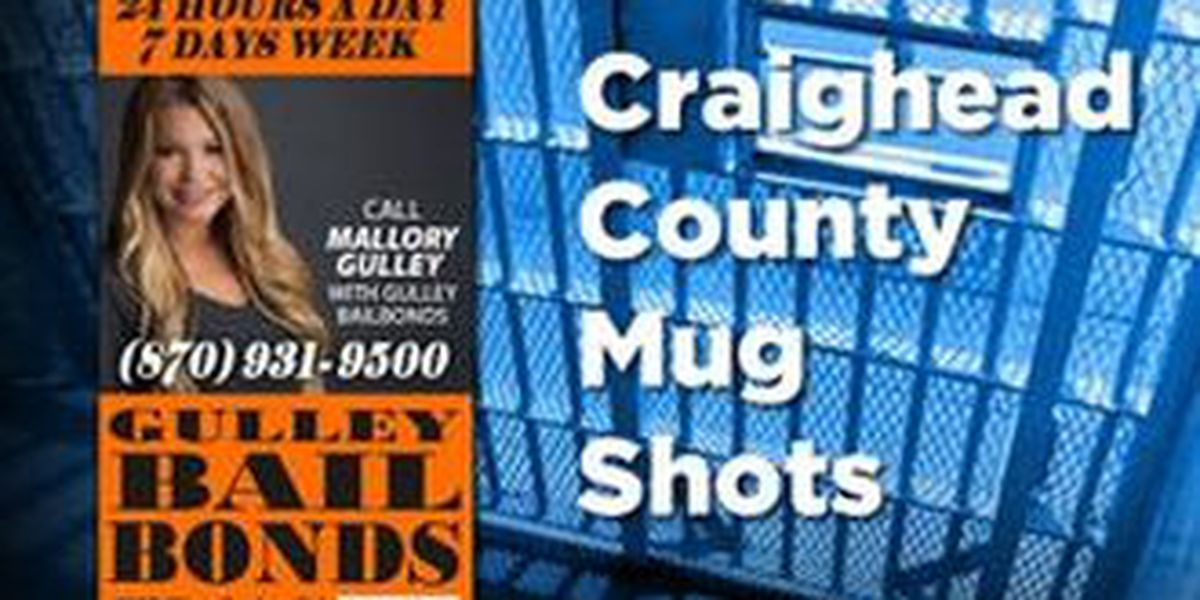 Craighead Co. mug shots, March 24-30