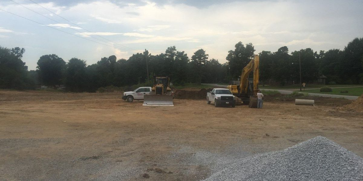 Work has begun on new grocery store