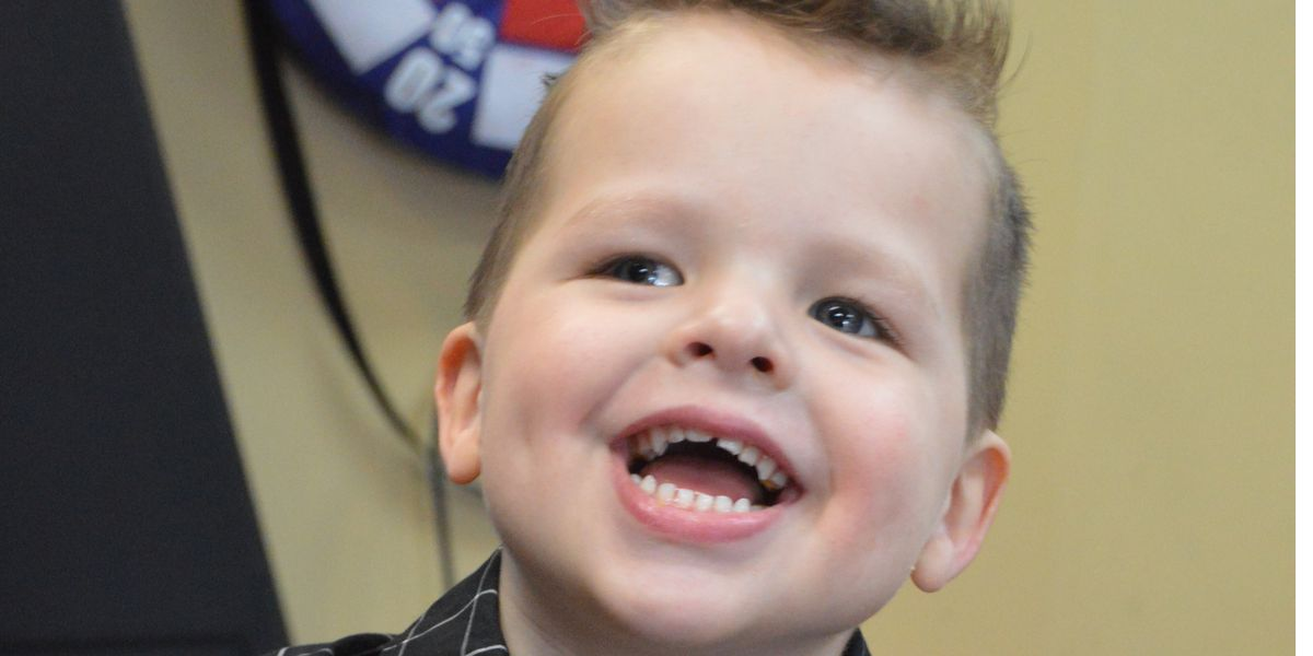 UCP Superstar smiles through challenges and multiple surgeries