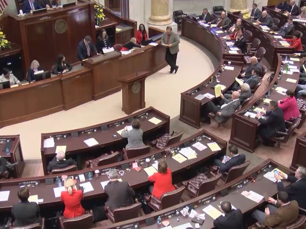 Arkansas lawmakers return for 2nd week of 2019 session