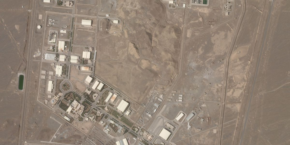Attack on Iran's Natanz plant muddies US-Iran nuclear talks