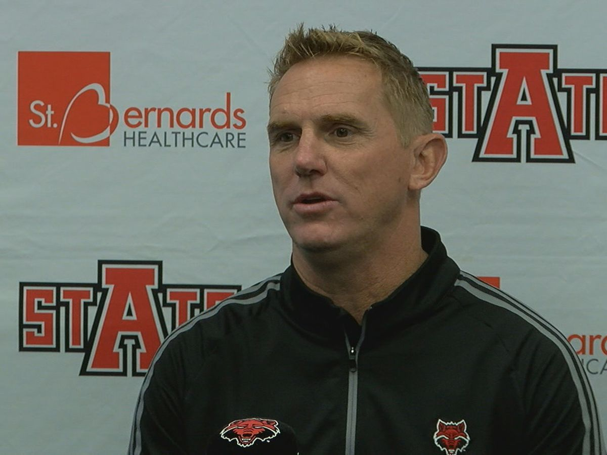 Arkansas State ready for mid-week tilt with Georgia State
