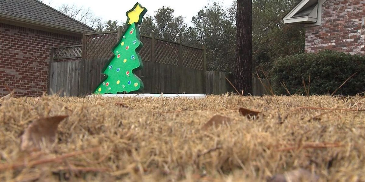 Mother wakes up to gifts, SUV stolen on Christmas