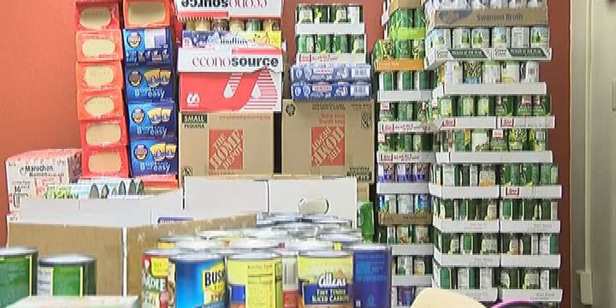 ASU students help feed the hungry