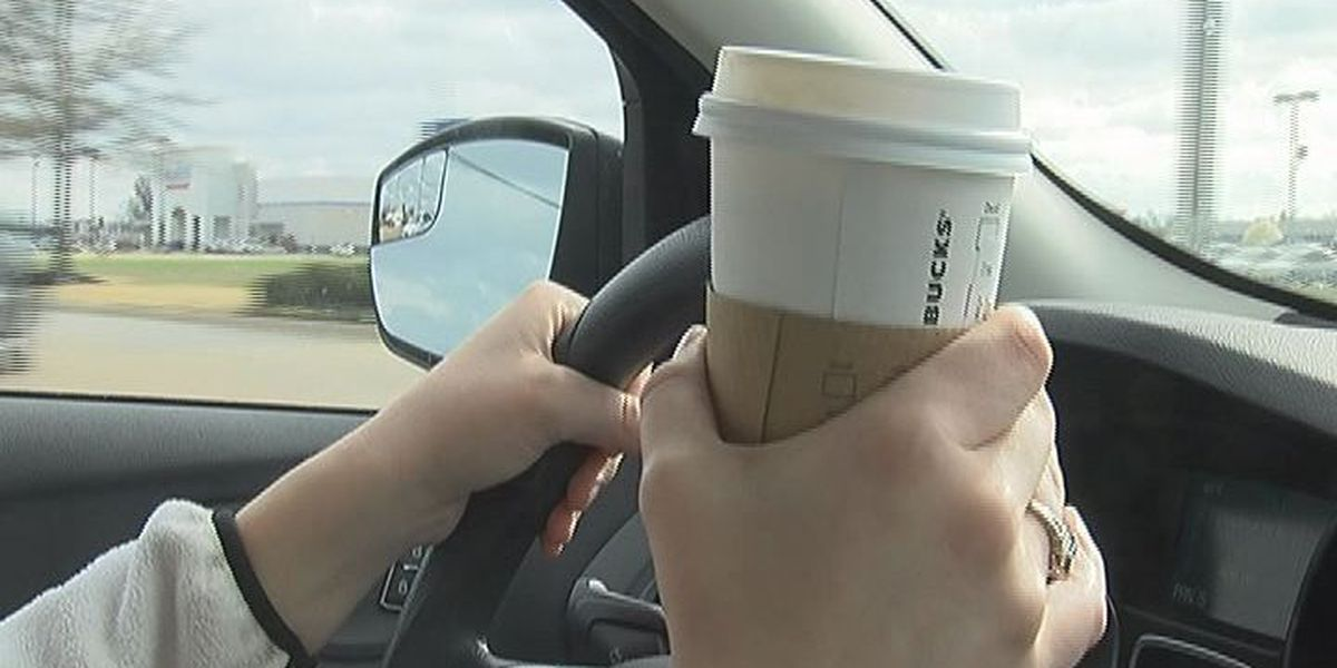 Study finds teen drivers are often distracted