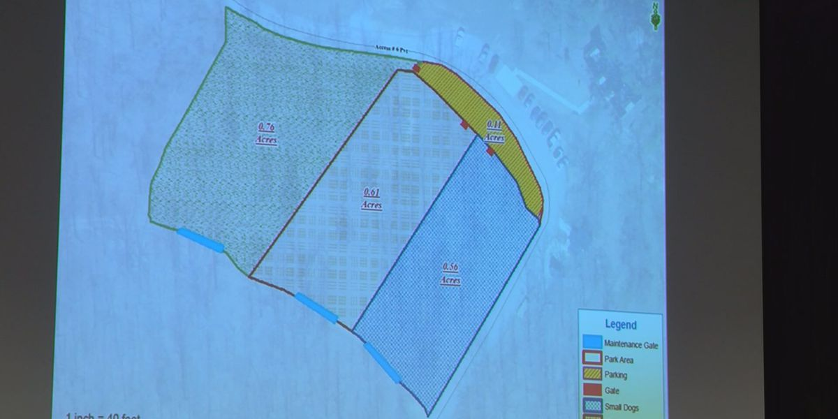 Meeting set to discuss raising funds for Bark Park
