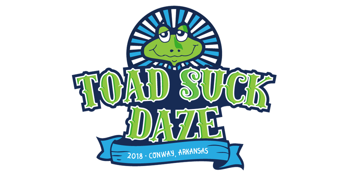Toad Suck Daze event this weekend