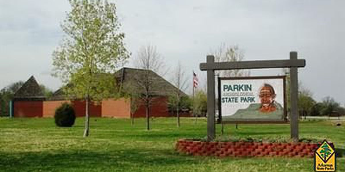 Arrow Workshop at Parkin Archeological State Park