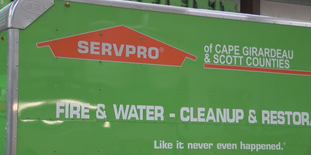 Cleaning companies busier during COVID-19 pandemic