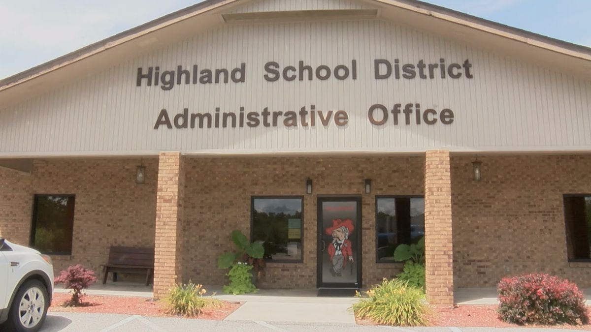 Highland School District returns to in-person learning