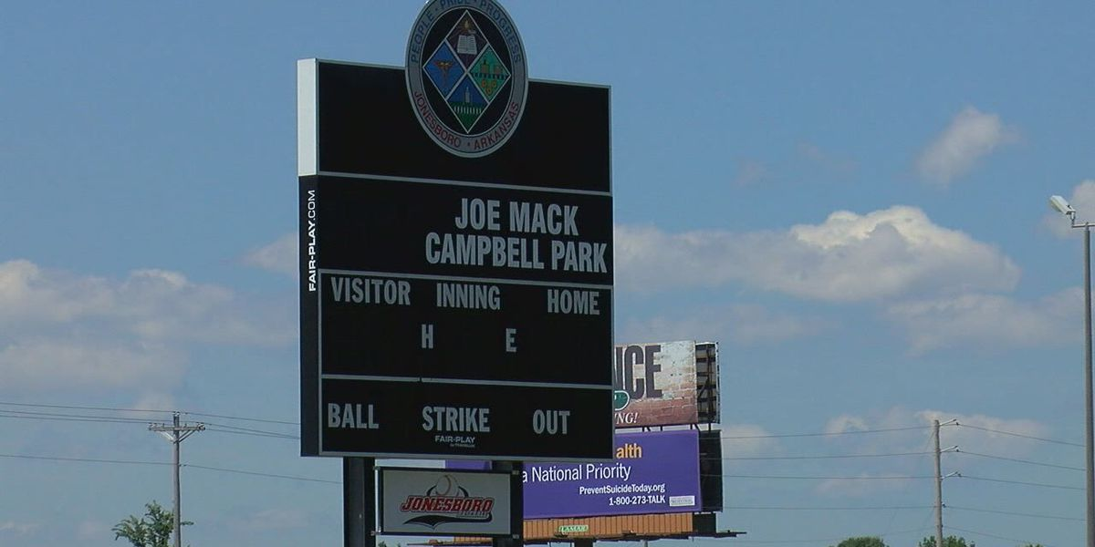 Joe Mack Campbell Park to receive turf fields as part of project