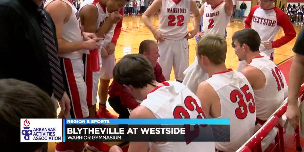 Westside boys beat Blytheville in 4A-3 opener