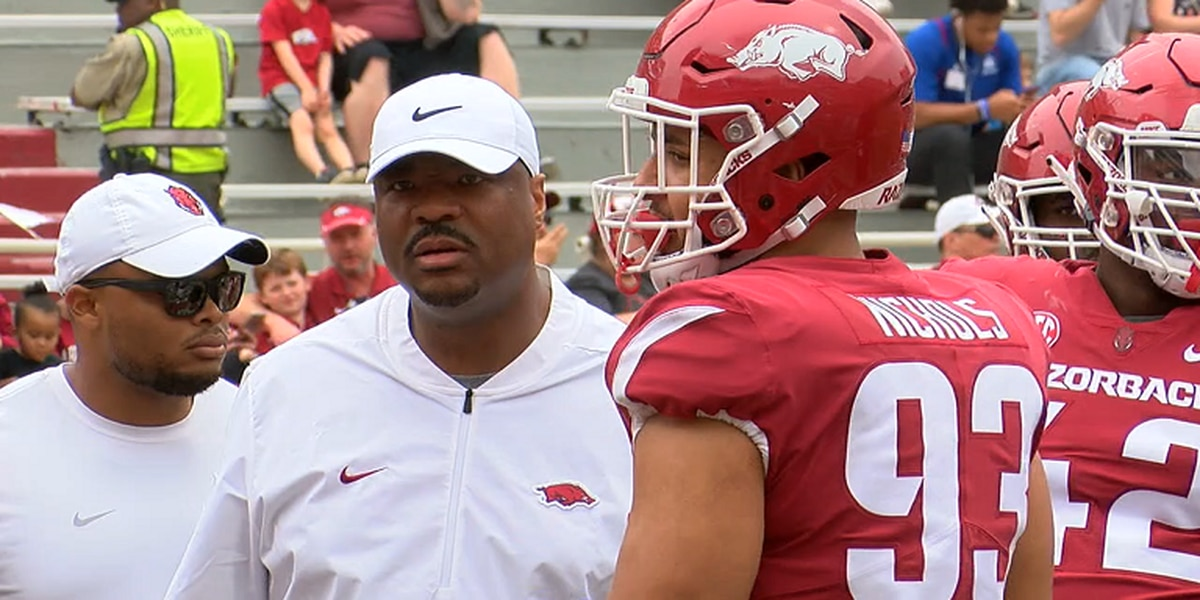 A-State alums Steve Caldwell & Kenny Ingram are on 2019 Razorback staff