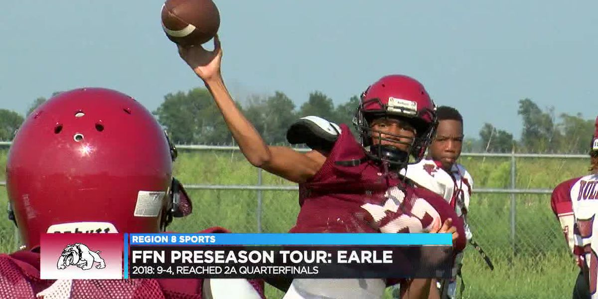 FFN Preseason Tour: Earle