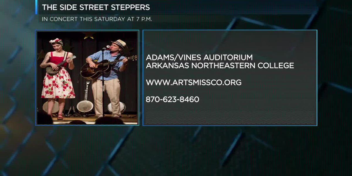 Thursday Midday The Side Street Steppers 9-12-19