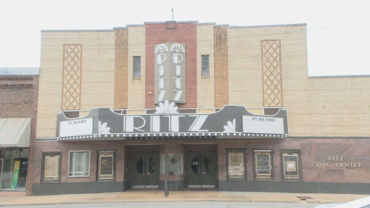 Ritz Theater to reopen in May