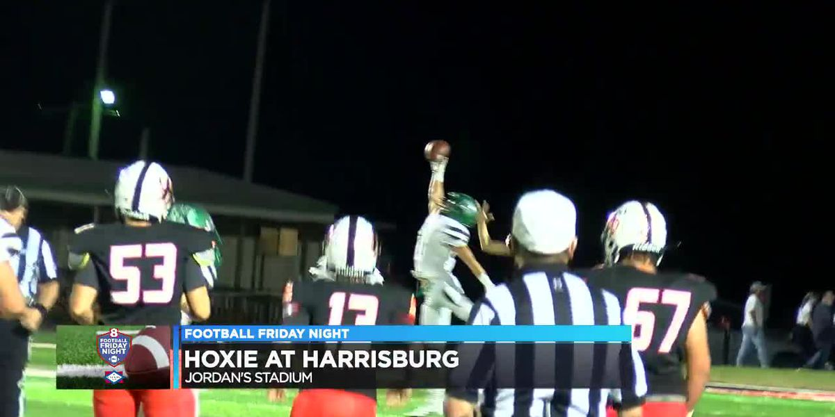 2020 FFN Week 5: Hoxie beats Harrisburg, Mustangs move to 4-0