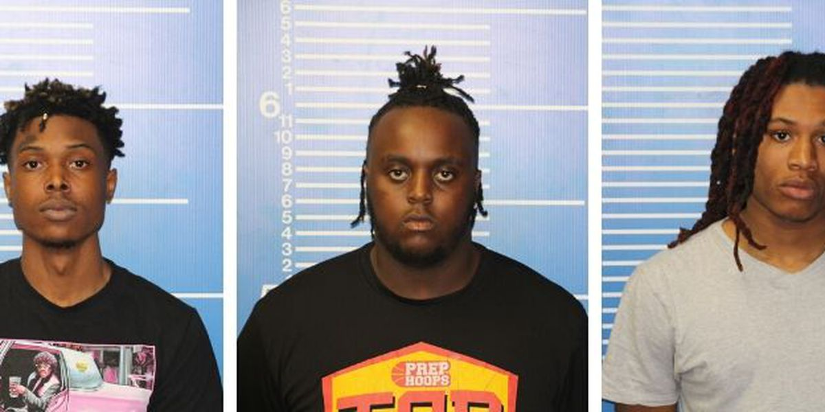 3 charged in connection to Sikeston shooting that left 2 dead, 7 injured