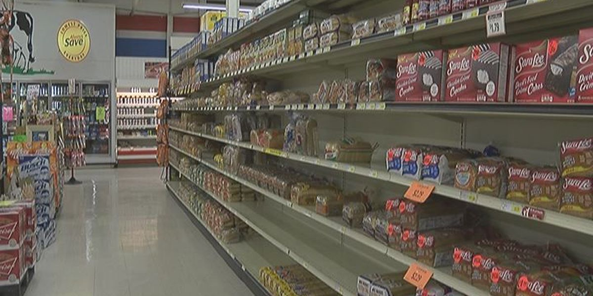 People prepare for possible winter weather in Sharp and Lawrence County