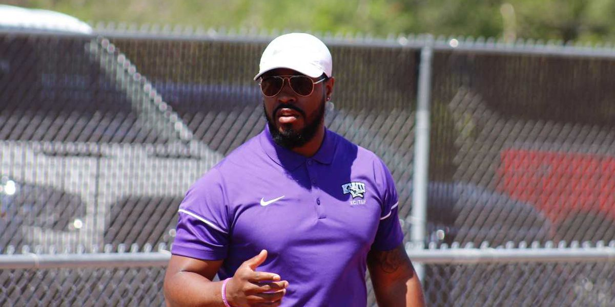 Timothy Thompson joins A-State track & field coaching staff