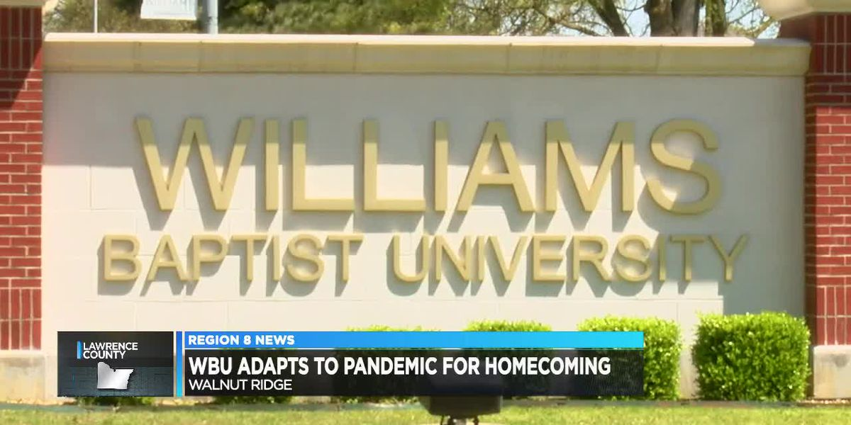 WBU homecoming plans will look differently due to pandemic