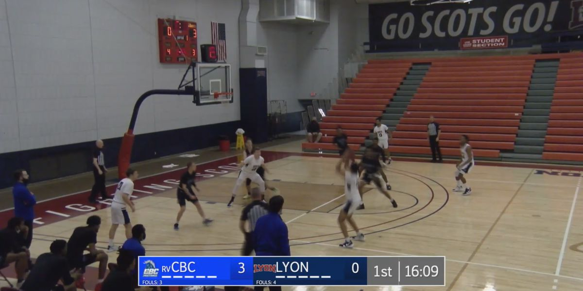 Lyon College men claim conference title with win over Central Baptist