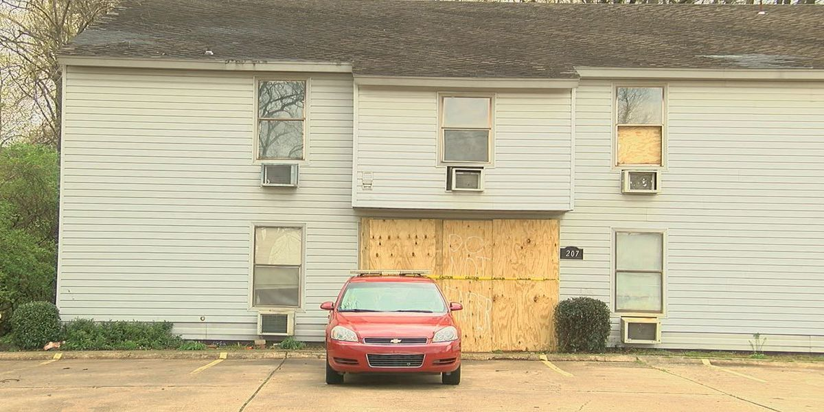 JFD: A-State apartment fire intentionally set