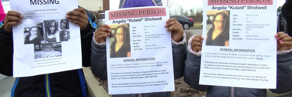 Family, friends searching for missing Cordova woman