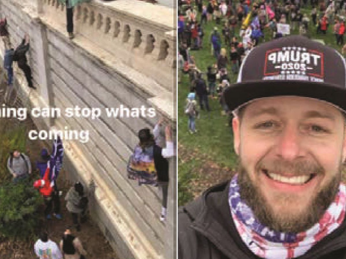 Memphis man arrested in connection with riots at US Capitol