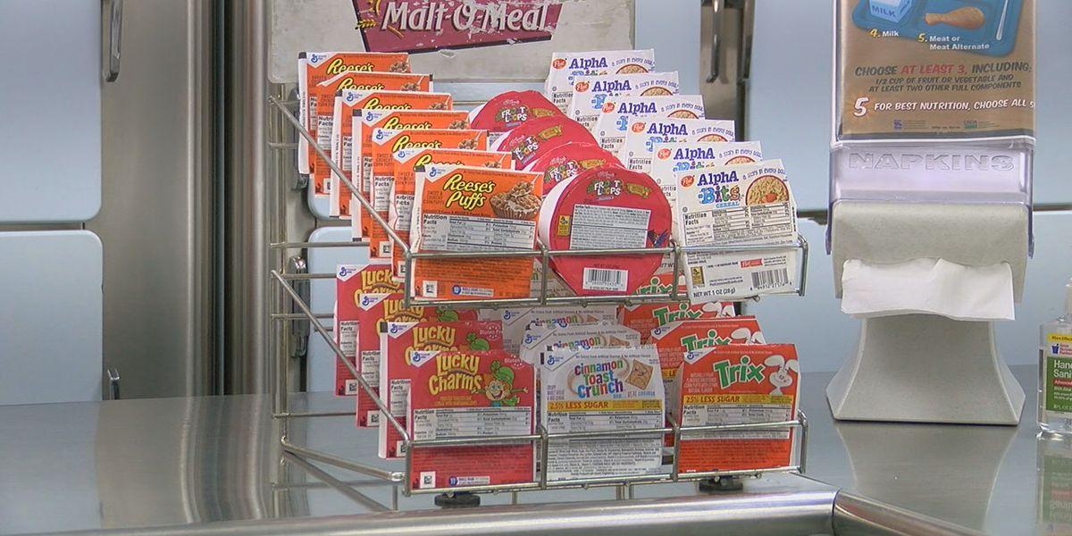 School says kids will be fed despite government shutdown