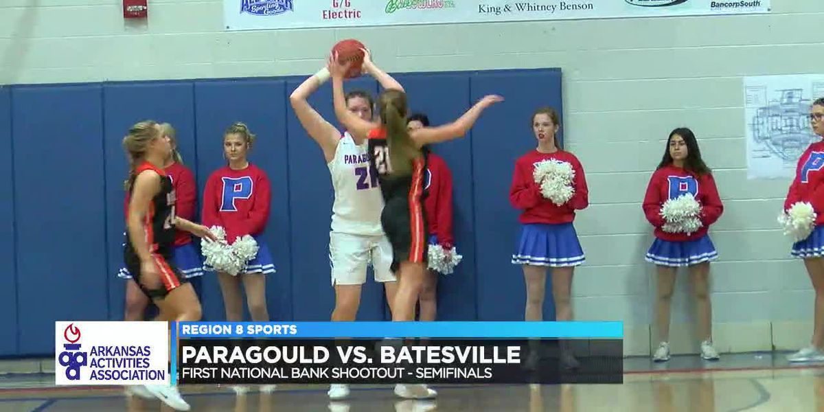 First National Bank Shootout: Paragould beats Batesville to advance to title game