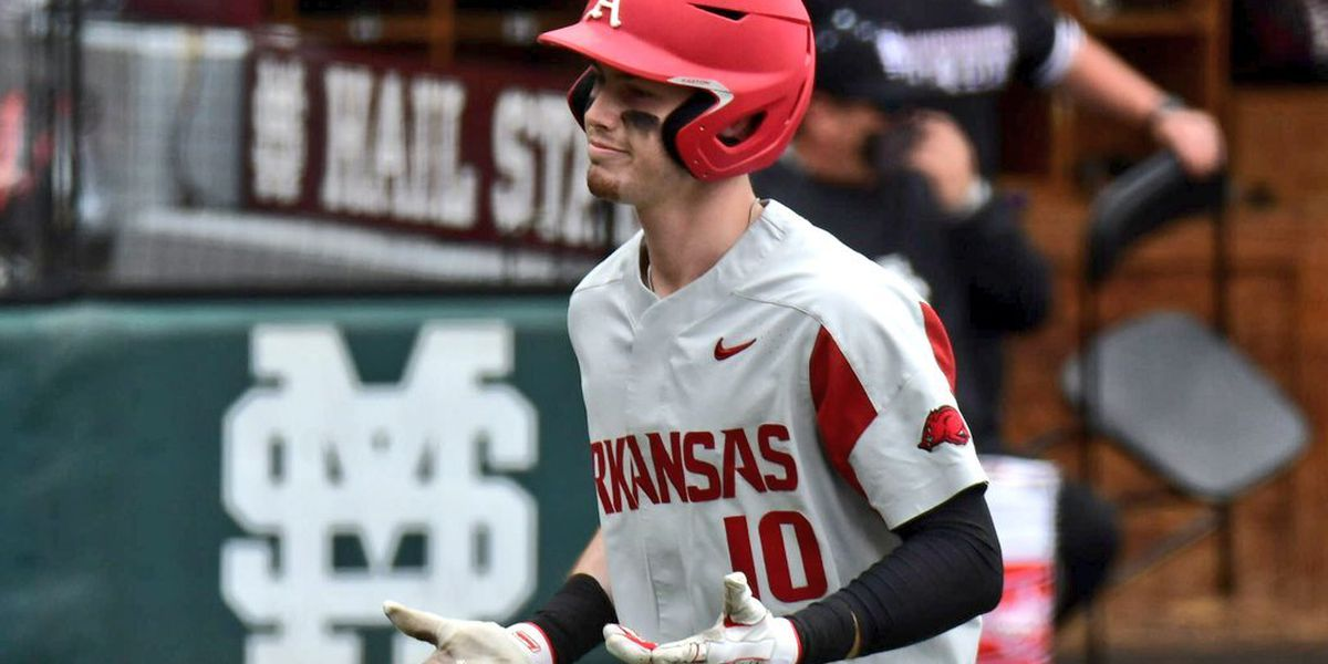 Diamond Hogs finish weekend sweep at Mississippi State