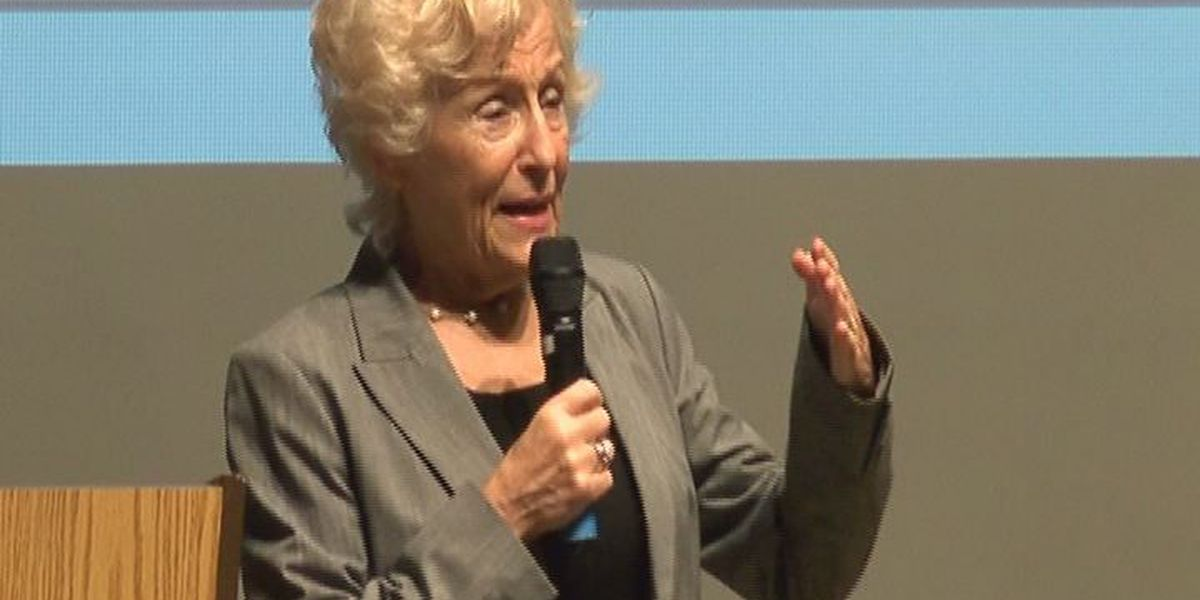 Woman recalls escaping the Holocaust at annual event