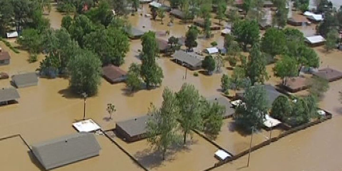 Pocahontas community receives grant to help with flood prevention