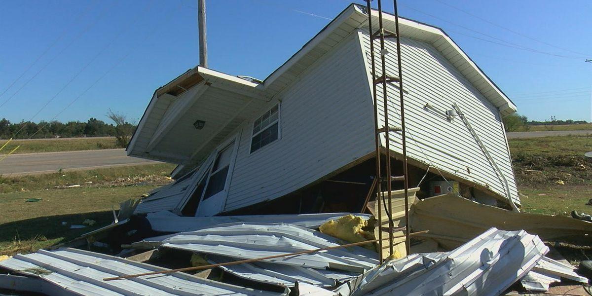 Looters hitting Tyronza tornado victims