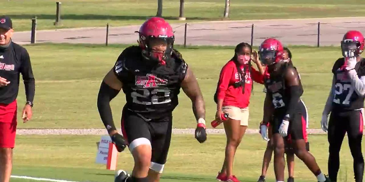 Arkansas State kicks off fall camp with Friday morning session