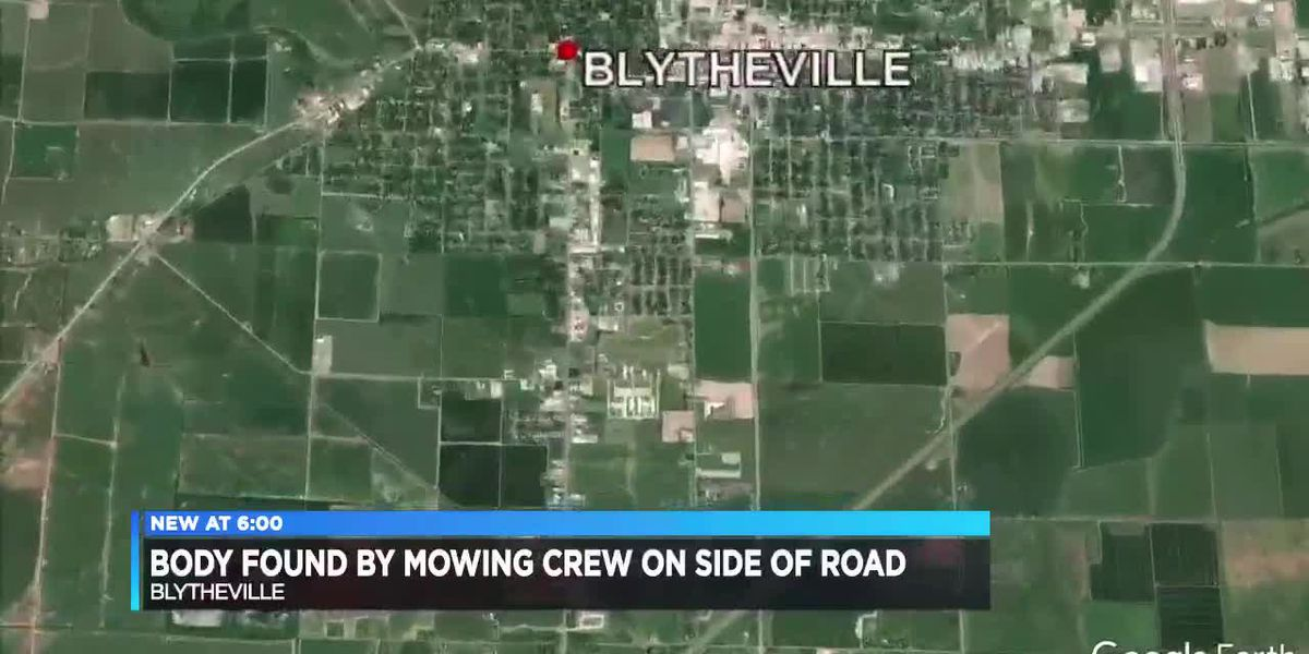 Body Found By Mowing Crew On Side Of Road