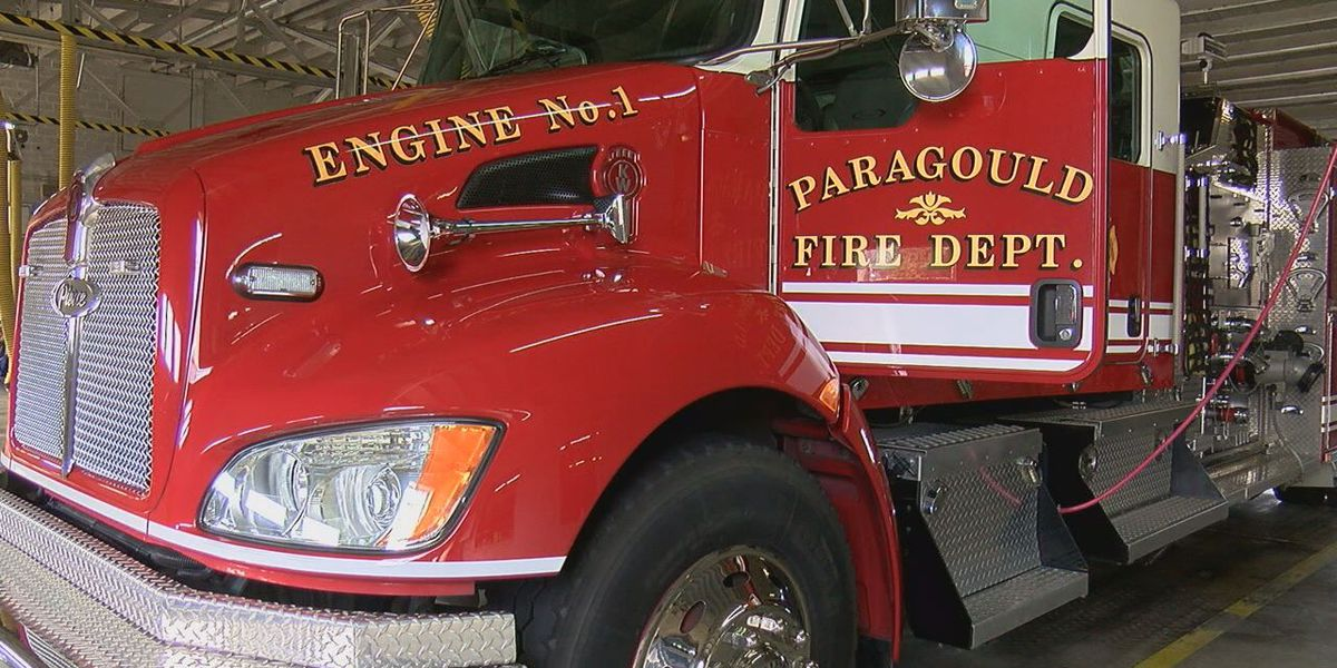 Paragould Fire Department limits ambulance assistance to 'keep these guys as safe as possible'