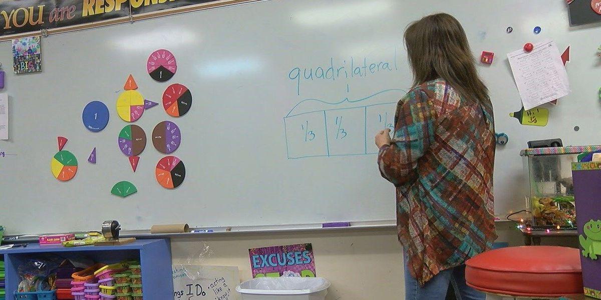 Teacher sees success in online program