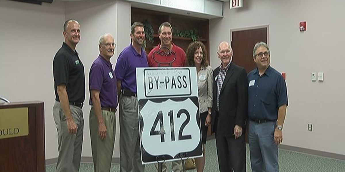 Future construction projects in the works for 412 Bypass