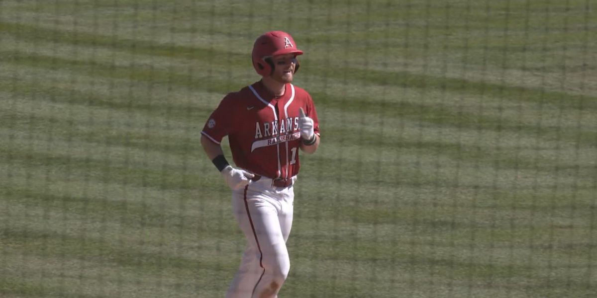 #1 Diamond Hogs beat Murray State 11-6 to stay undefeated
