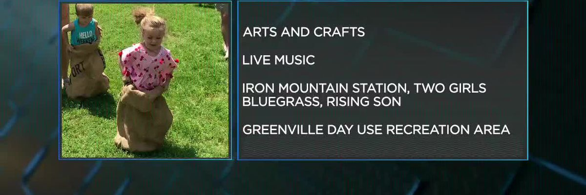 Tuesday's Midday Old Greenville Days Interview 09-17-19