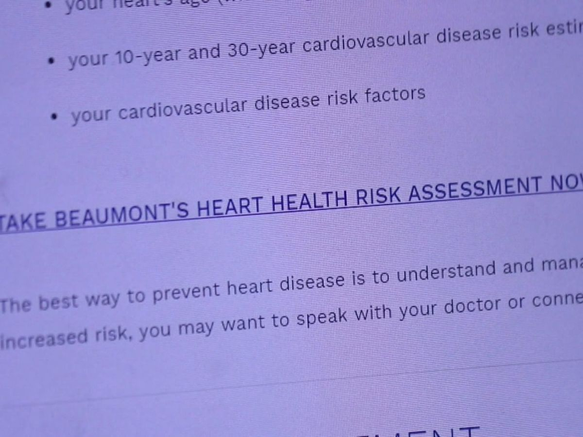 Knowledge is key when it comes to heart health