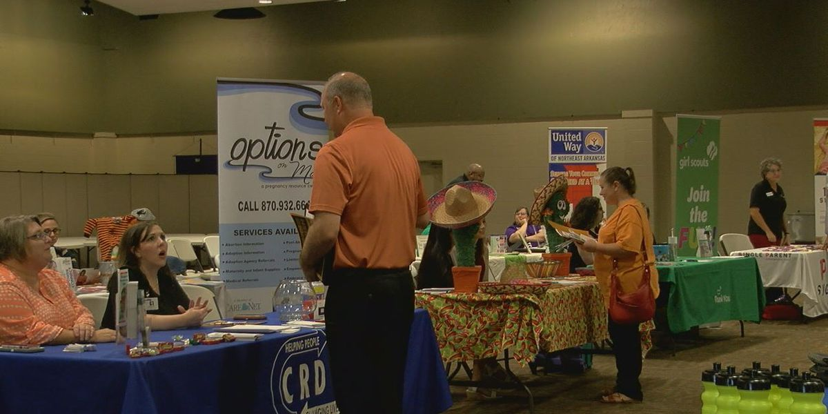 Chamber of Commerce hosts volunteer fair
