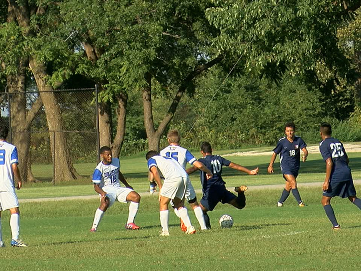 Lyon soccer sweeps Williams Baptist in doubleheader