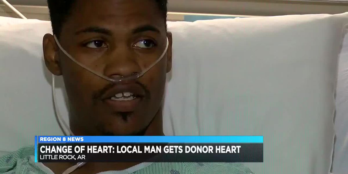 Man with artificial heart received donor heart